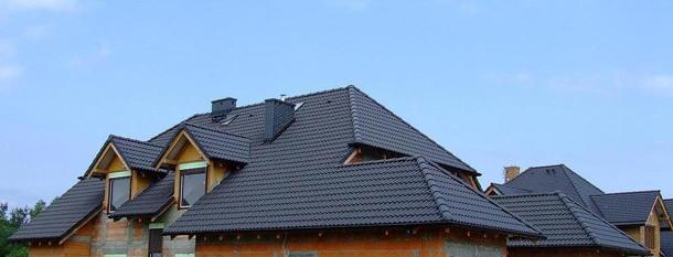 Dachy z dachówki